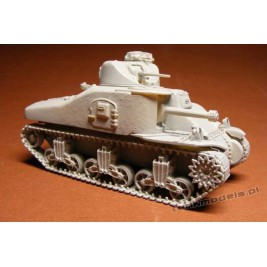 M3A1 General Lee (cast hull) - Modell Trans 72416