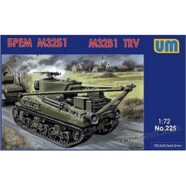 M32B1 tank recovery vehicle - Unimodels 225