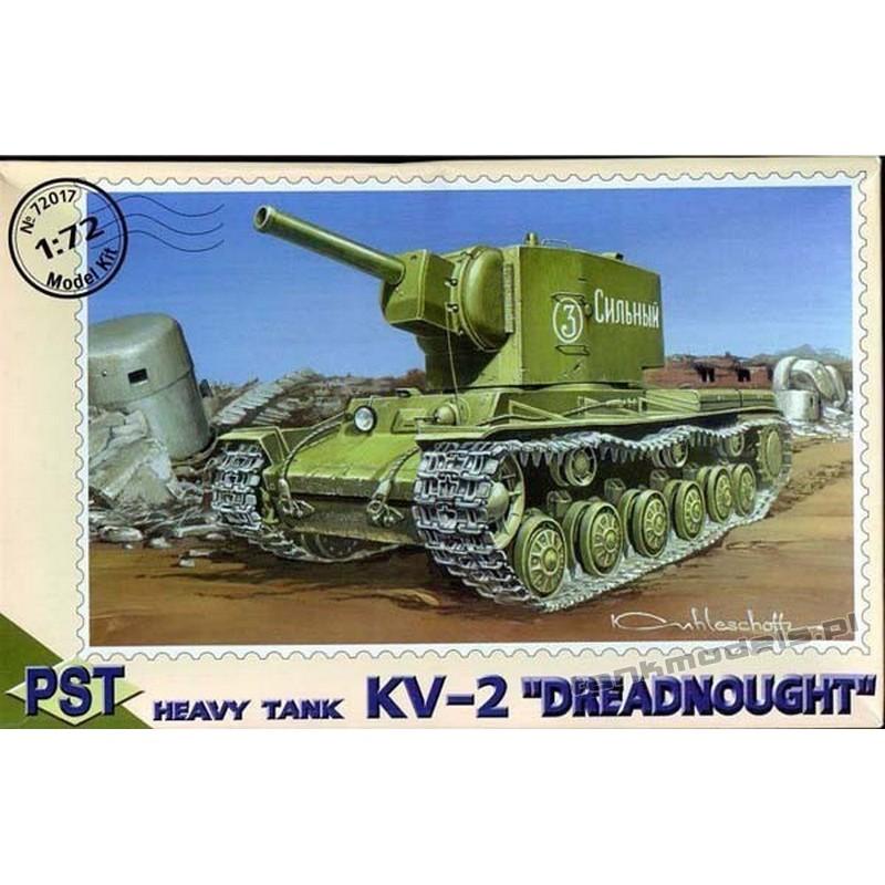 """KV-2 """"Dreadnought"""" - PST 72017"""