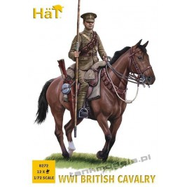 British Cavalry WWI - HaT 8272