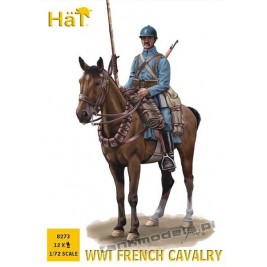 French Cavalry WWI - HaT 8273