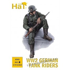 German Tank Riders WW2 - HAT 8262