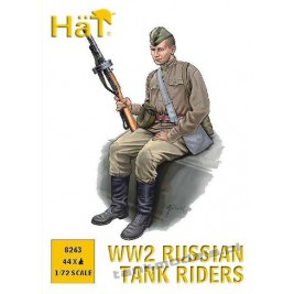 Russian Tank Riders - HAT 8263