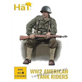 US Tank Riders WW2 - HAT 8265