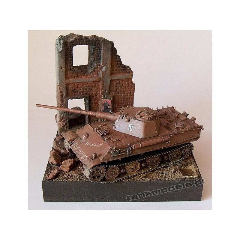 Pantera II Panzerwaffe '46 - Modell Trans 72356