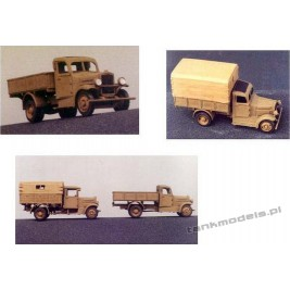 Polski Fiat 621L/III Mobile workshop - Mars 7203