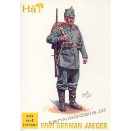 German Jaeger WWI - HAT 8199