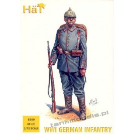 German Infantry WWI - HAT 8200
