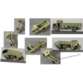 Lancia 3ro Militare porta-munizioni A - Mars 7270.1