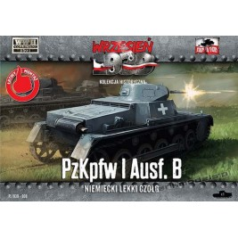 Pz. II Ausf. B - First To Fight PL1939-008