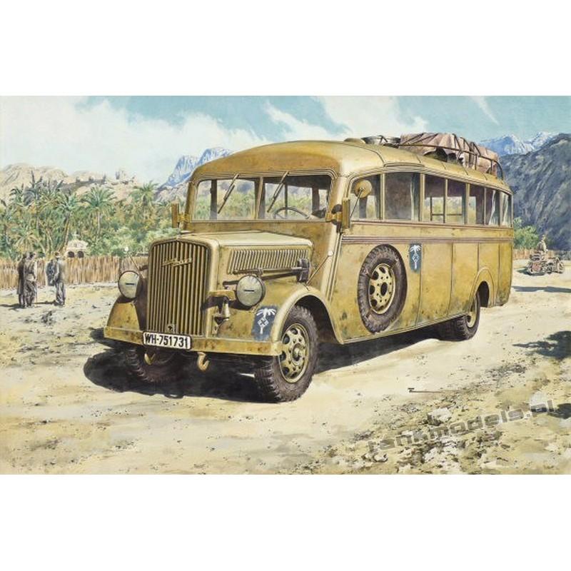 Opel Blitz Omnibus Model W.39 Late (DAK) - Roden 721