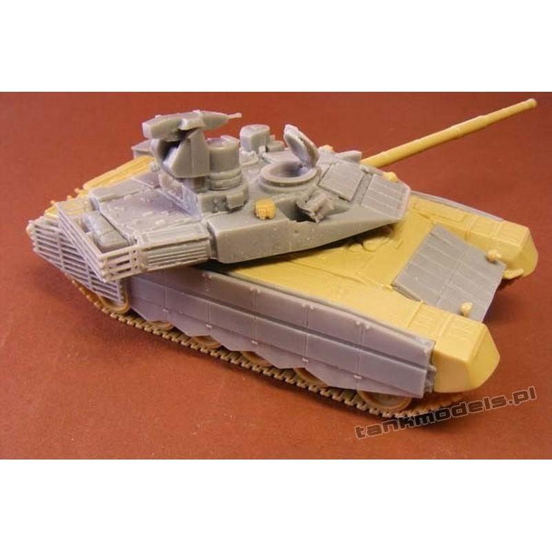 T-90SM Tagil (conv. for Revell) - Modell Trans 72168