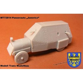 """Panzerauto """"Junovicz"""" K.u.K - Modell Trans 72814"""