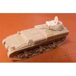 Lorraine 37L (f) w/Pz.I turret - Modell Trans 72368