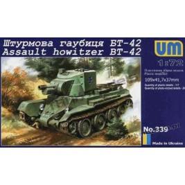 BT-42 fińska haubica - UniModels 339