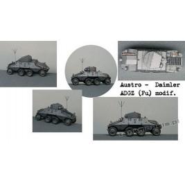 Austro-Daimler ADGZ(FuG 12) - Mars 7209.2