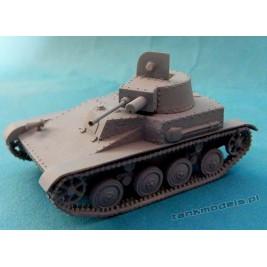 4TP Polish tank - Modell Trans 72008