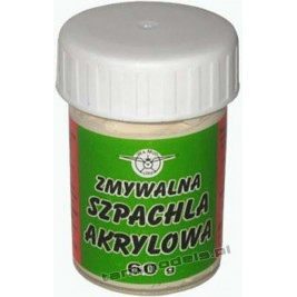 Acrylic putty (washable, 60g) - WAMOD