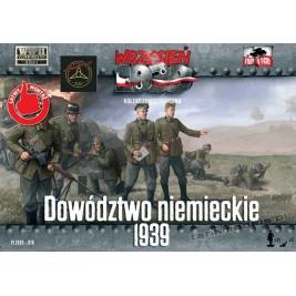 Dowództwo Niemieckie (1939) - First To Fight PL1939-18