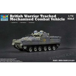 British Warrior Tracked Mechanised - Trumpeter 07101