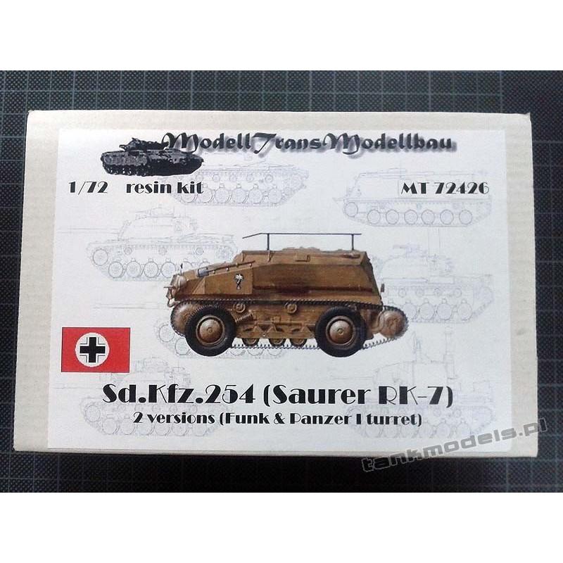 SdKfz 254 (Saurer RK-7) - Modell Trans 72426