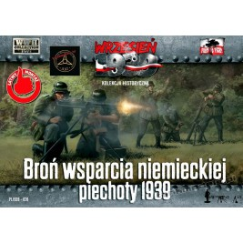 German infantry support weapons - First To Fight PL1939-20