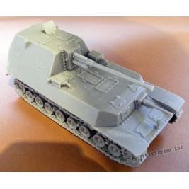 CHI-RI Japan tank destoyer - Modell Trans 72013