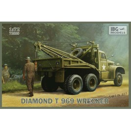 Diamond T 969 Wrecker - IBG 72020