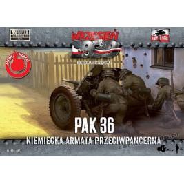 37 mm PaK 36, niemiecka działko AT - First To Fight PL1939-22