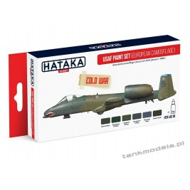 USAF, European camouflage (6x17ml) - Hataka AS10