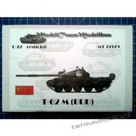 T-62M (BDD) - Modell Trans 72179