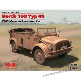 Horch 108 Typ 40 - ICM 35505