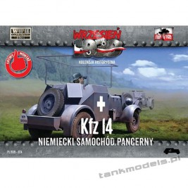 Kfz. 14 radio car - First To Fight PL1939-24