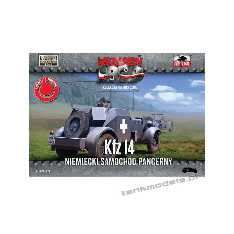 Kfz. 14 - First To Fight PL1939-24