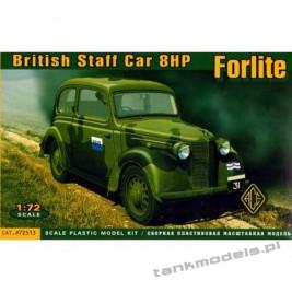 British Staff Car 8HP Forlite Saloon - ACE 72513