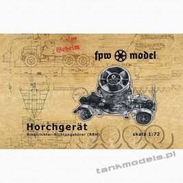 Ringtrichter Richtungshörer Horchgerät (RRH) - FPW Model 72001