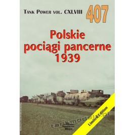 Polskie pociągi pancerne 1939 - Militaria 407