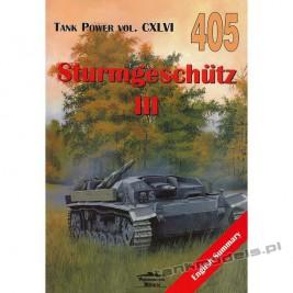 Sturmgeschütz III - Janusz Ledwoch - Militaria 405