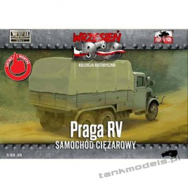 Praga RV - First To Fight PL1939-30