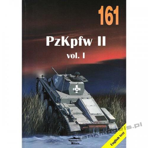 Panzer II vol. I - Jacek Domanski - Militaria 161