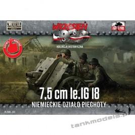 75mm le.IG 18 Niemieckie działo piechoty - First To Fight PL1939-31
