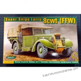 Super Snipe Lorry 8cwt (FFW) - ACE 72552