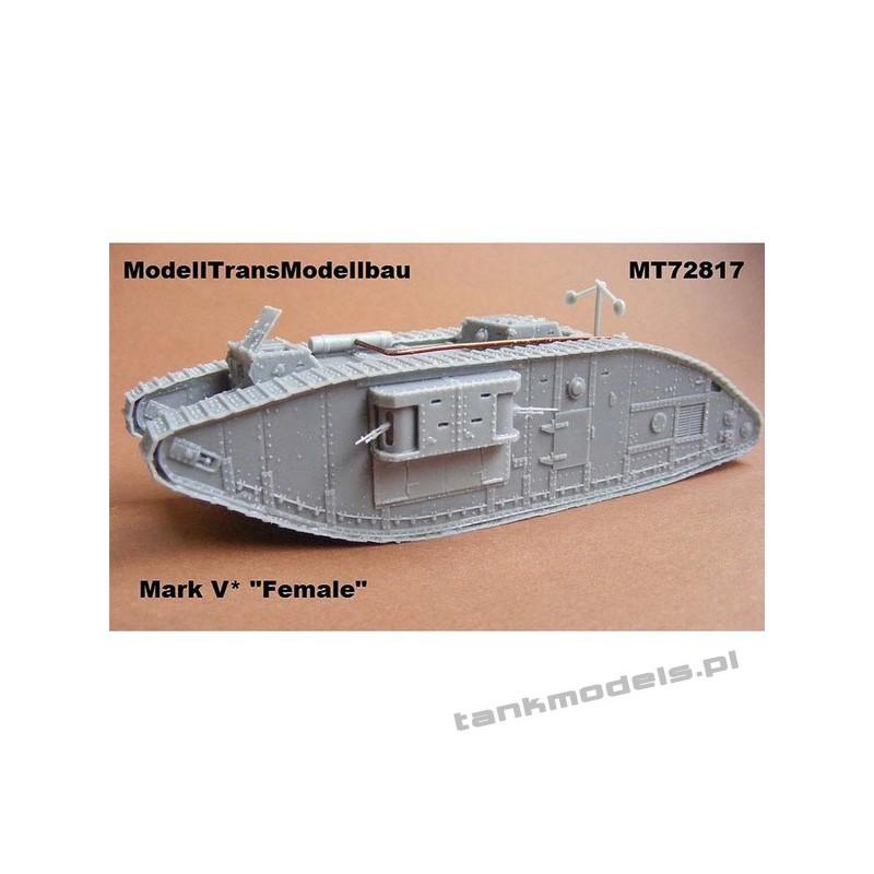 """Mark V* """"Female"""" - Modell Trans 72817"""