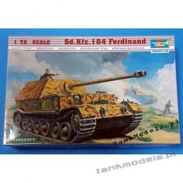 Ferdinand Sd.Kfz. 184 - Trumpeter 07205