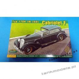 Typ 770K Grosser Cabriolet F - ACE 72559