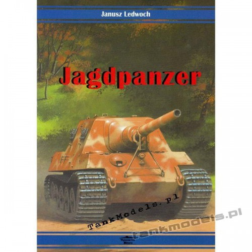 Jagdpanzer - Janusz Ledwoch - Militaria (book)