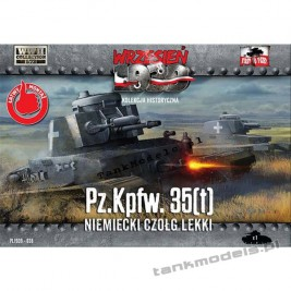 Panzer 35(t) - First To Fight PL1939-38