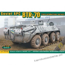 BTR-70 (late) - ACE 72166