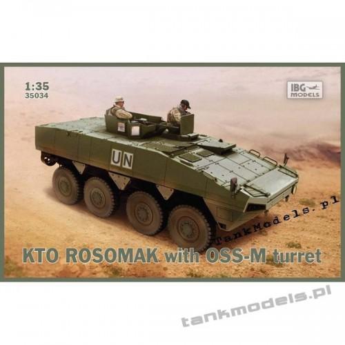 KTO Rosomak with OSS-M turret - IBG 35034