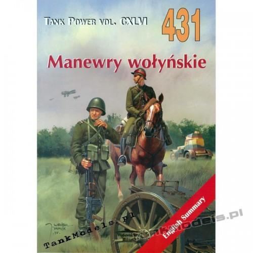 Maneuvers Wolyn - Janusz Ledwoch - Militaria 431